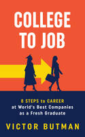 Book Cover Design for College to Job by ebooklaunch