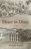 Book Cover Design for Heart In Dixie by ebooklaunch