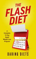 Book Cover Design for The Flash Diet by ebooklaunch