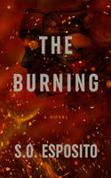 Book Cover Design for The Burning by ebooklaunch