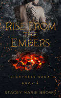 Book Cover Design for Rise from the Embers by ebooklaunch