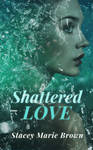 Book Cover Design for Shattered Love