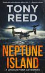Book Cover Design for Neptune Island