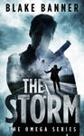 Book Cover Design for The Storm