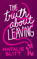 Book Cover Design for The Truth About Leaving by ebooklaunch