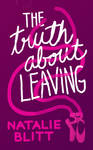 Book Cover Design for The Truth About Leaving