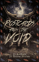 Book Cover Design for Postcards From The Void by ebooklaunch