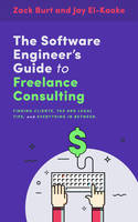Book Cover Design for The Software Engineers Guide by ebooklaunch