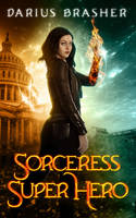 Book Cover Design for Sorceress Super Hero by ebooklaunch