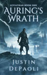 Book Cover Design for Auring's Wrath