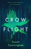 Book Cover Design for Crow Flight by ebooklaunch