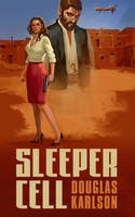 Book Cover Design for Sleeper Cell by ebooklaunch
