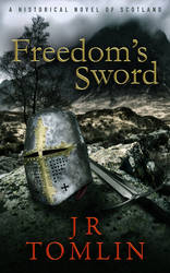 Book Cover Design for Freedoms Sword by ebooklaunch