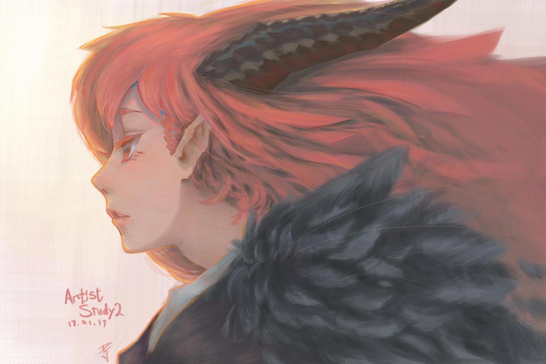 Artist study 2 by danielju