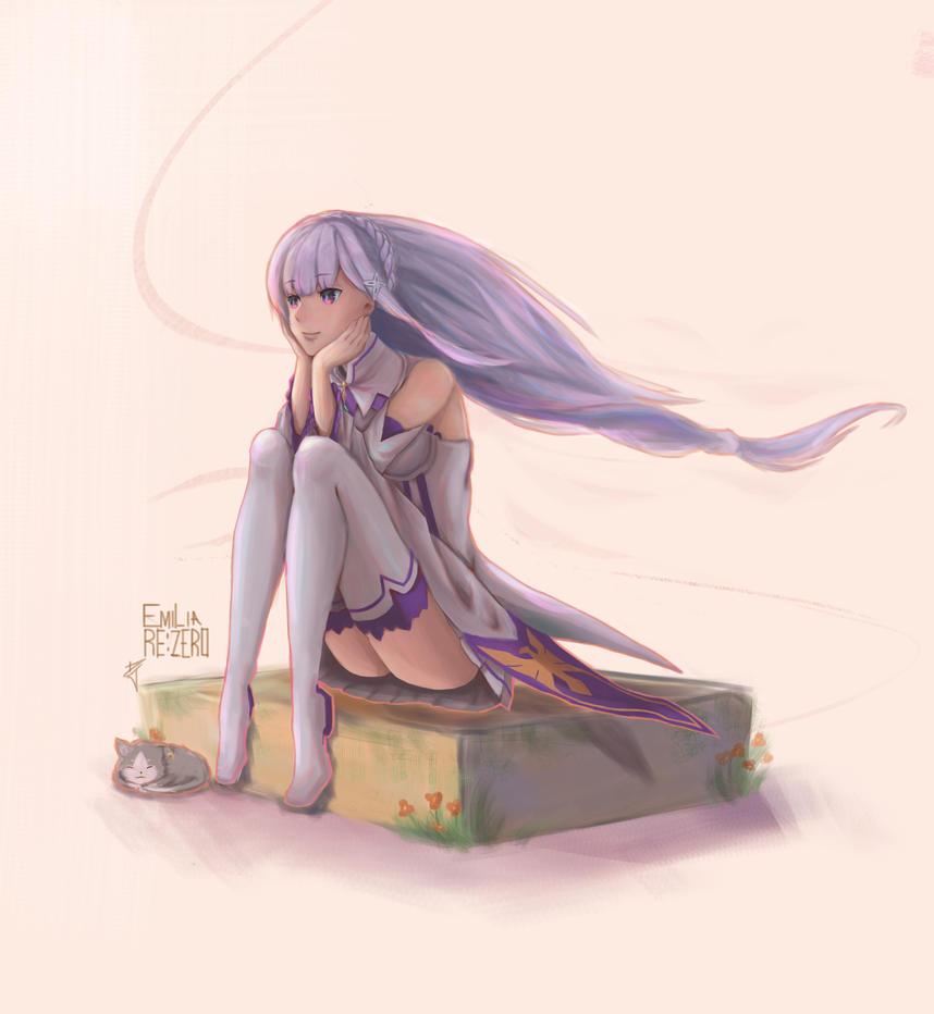 Emilia! by danielju