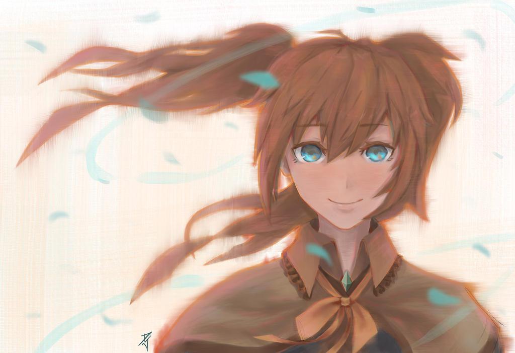 Commision: Kani! by danielju