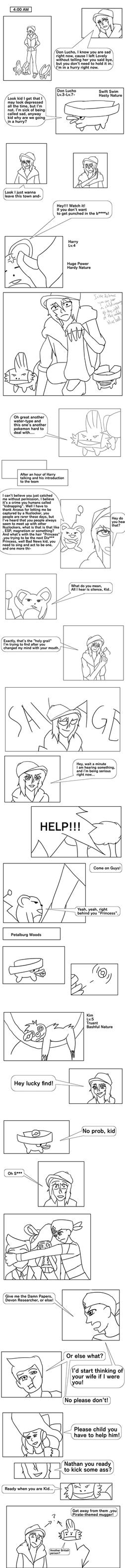 Prince's Emerald Nuzlocke Comic Ep.12 by DavisTheHedgehog