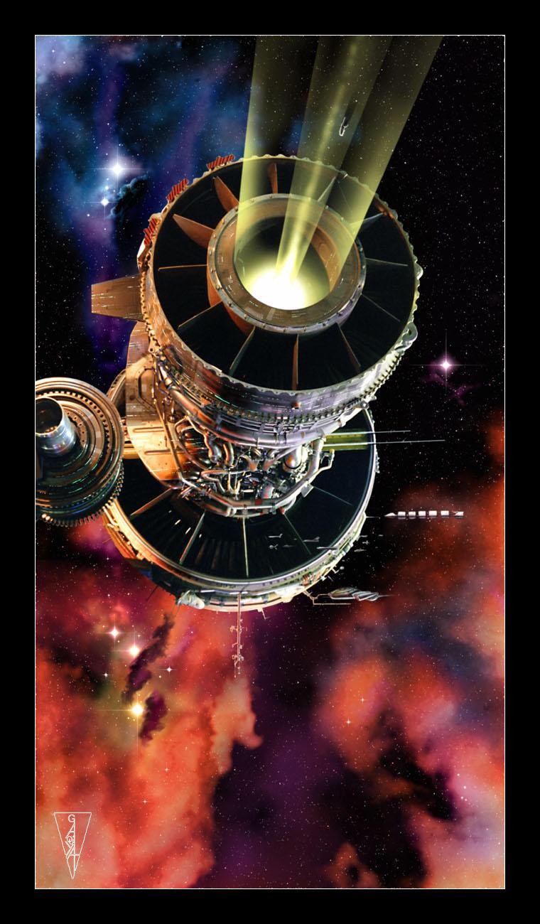 Space Opera by Urus-28
