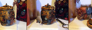 The Pot - Herb and Tobacco Jar