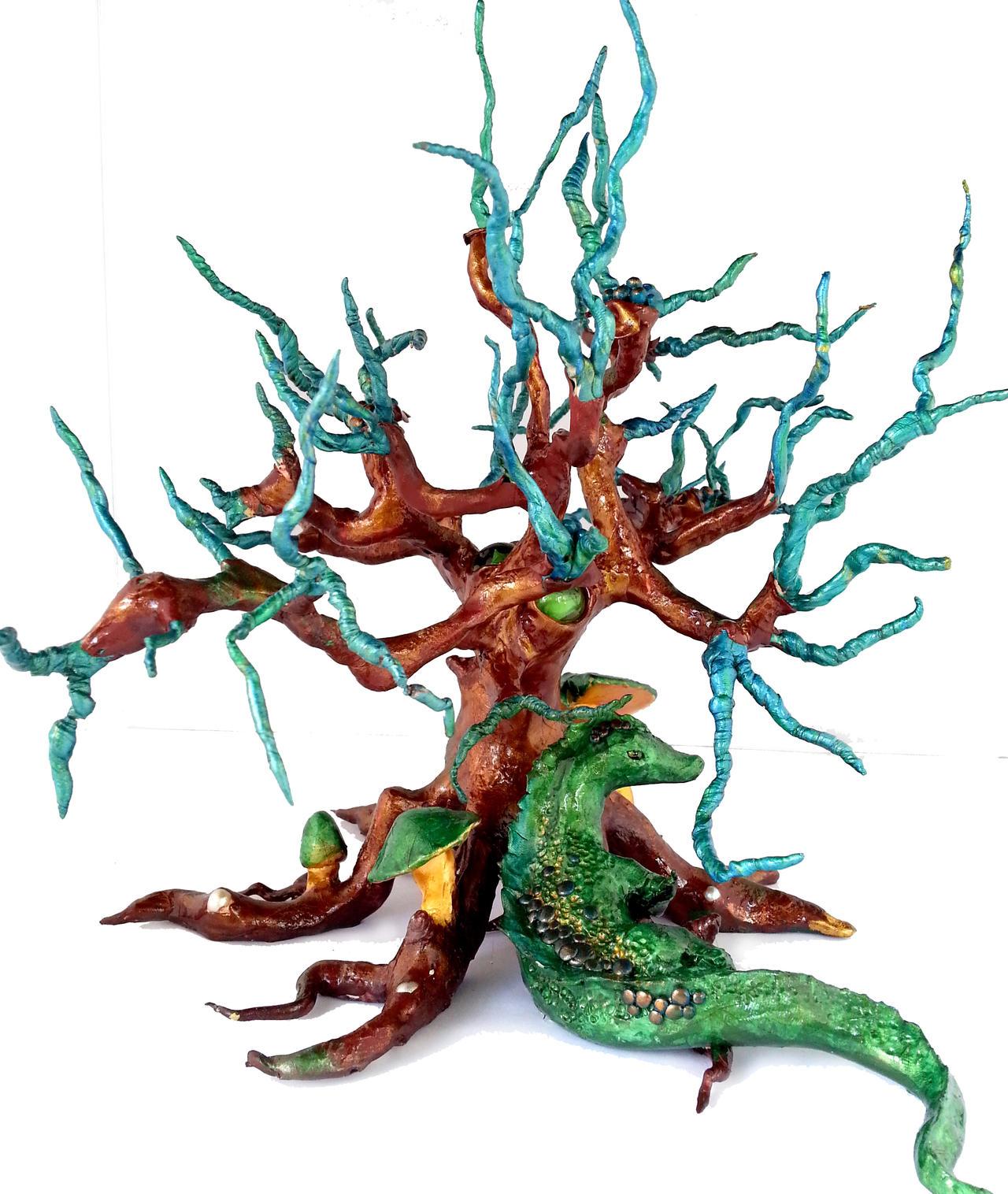 The Moss Dragon