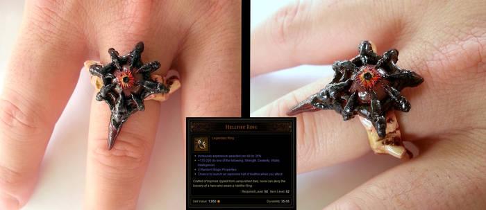 Diablo III Hellfire Ring