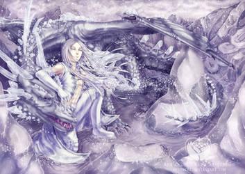 Draconian Winter by Mystaira