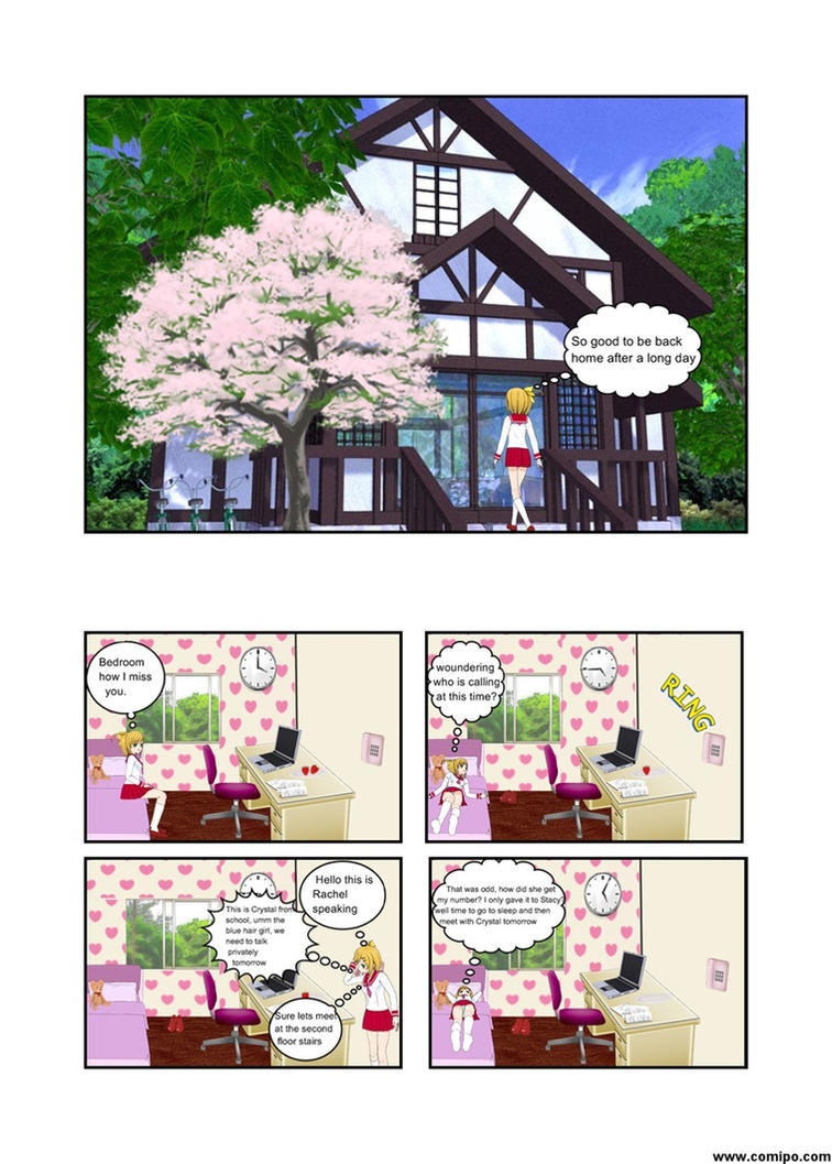 Genie the beginning page 2 by Genie-Girl