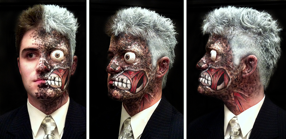 Two-Face by verauko