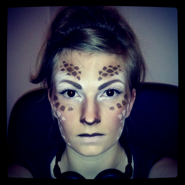 Bambi Makeup by verauko