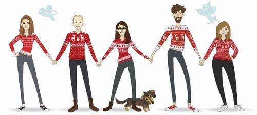 Christmas 2015 by verauko