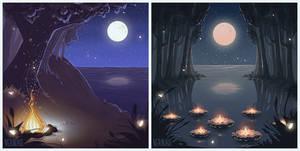 Kupala Night by verauko