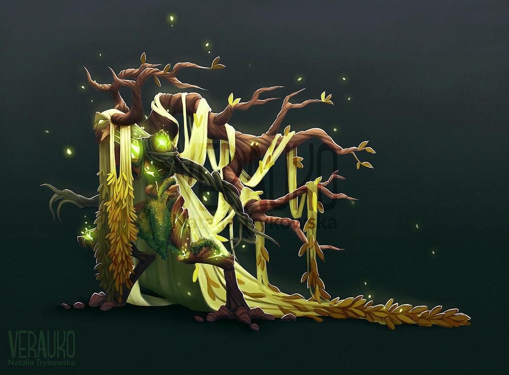 Forest Spirit by verauko