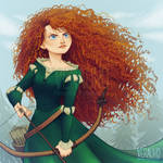 Merida the Brave