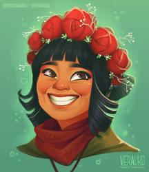 The Rose by verauko