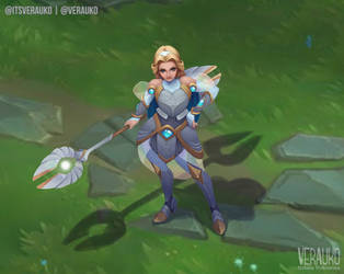 Lux Fan VU - In-game Visu by verauko