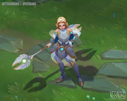 Lux Fan VU - In-game Visu