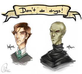 Voldemort's Lesson by verauko