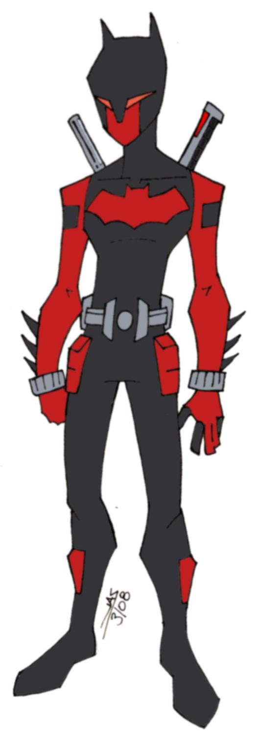 bat-boy by garok