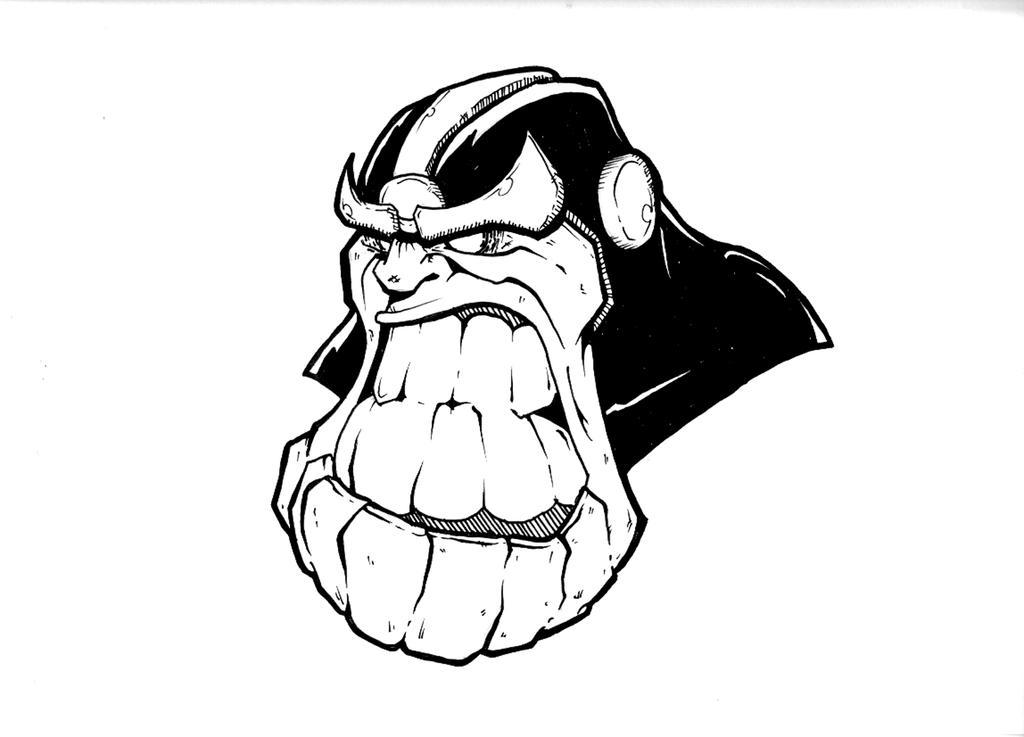 4- Thanos by nikpalma