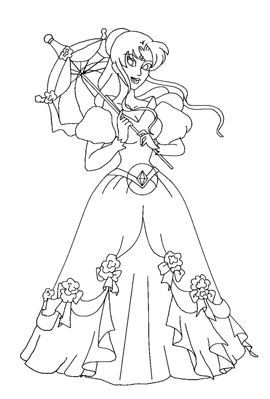 princess jupiter by bnybriek on deviantart