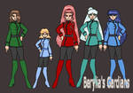 NSG : Berylia's Guardians