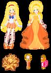 Queen Venus Pixel