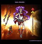 NSG - Sailor Metallia by nads6969
