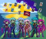 Sailor Moon - Alien Children