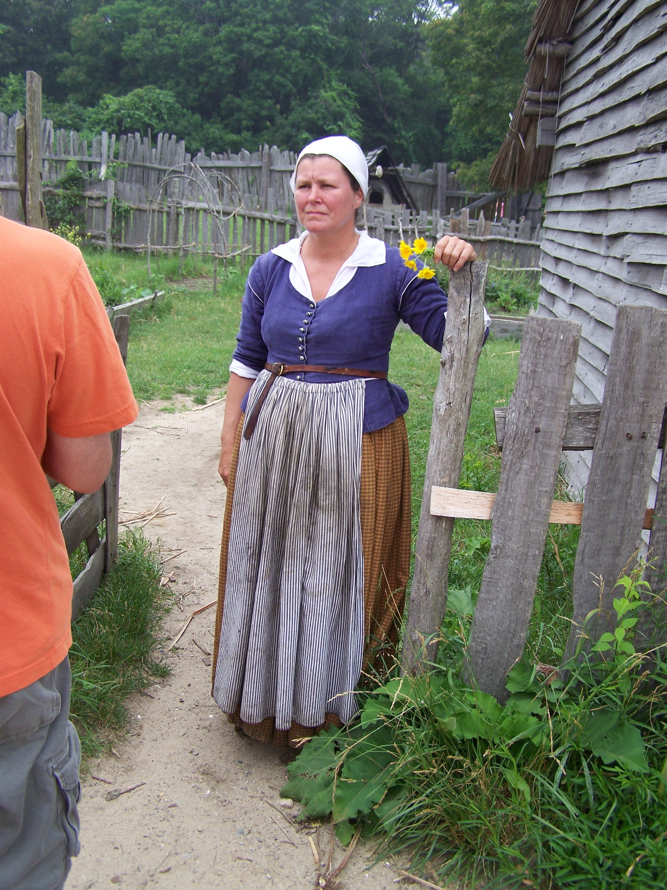 plimoth colonists 11
