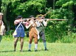 Revolutionary War stock 082