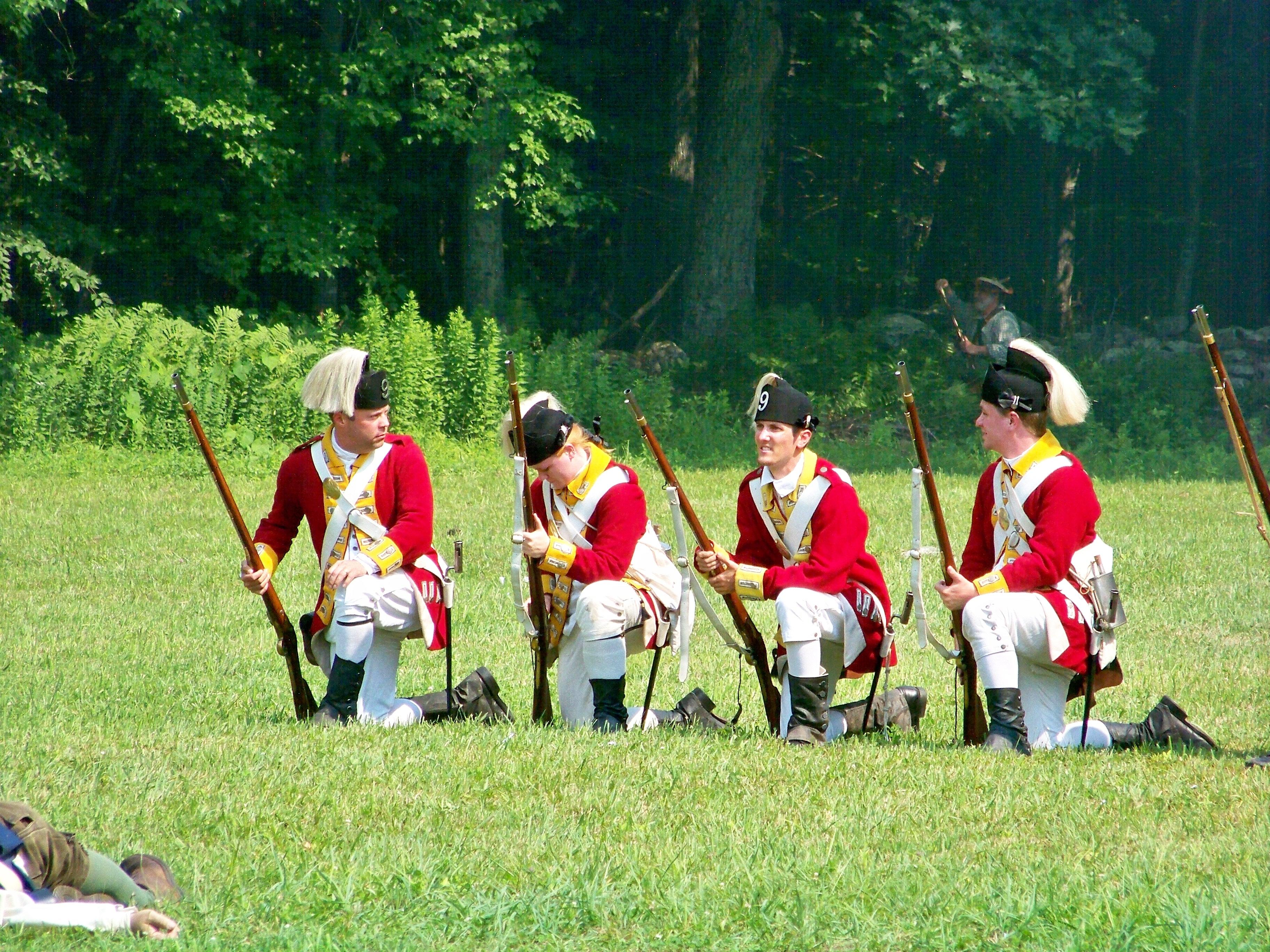 Revolutionary War stock 084 by dragon-orb