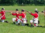 Revolutionary War stock 099