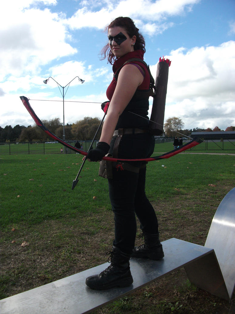 Young Justice Red Arrow Cosplay 3 by Kazumishadow13 on ...