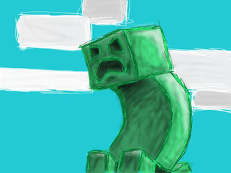 Creeper by MrHedgeyMan